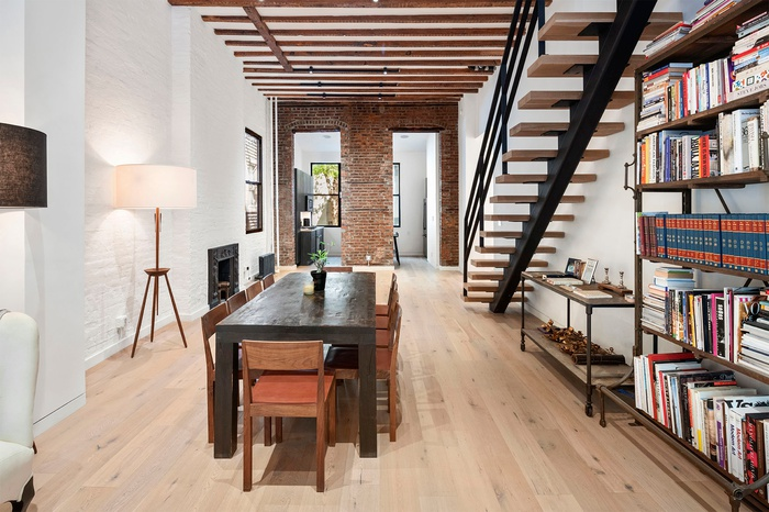 Flawlessly Renovated 4-Bed Duplex for Rent on Washington Square Park
